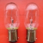 Wholesale Miniature lamp 110v/120v 20w Ba15d t22x55 A072 NEW
